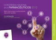 Brochura - Ordem dos Farmacêuticos