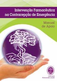 Intervenção Farmacêutica na Contracepção de Emergência