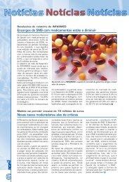 Notícias - Ordem dos Farmacêuticos