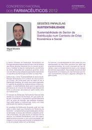 Sustentabilidade do Sector da Distribuição num Contexto de Crise ...
