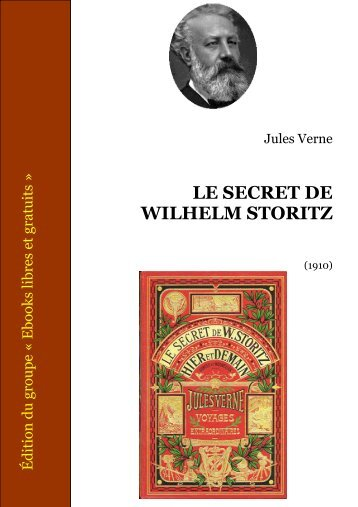 le secret de wilhelm storitz - Zvi Har'El's Jules Verne Collection
