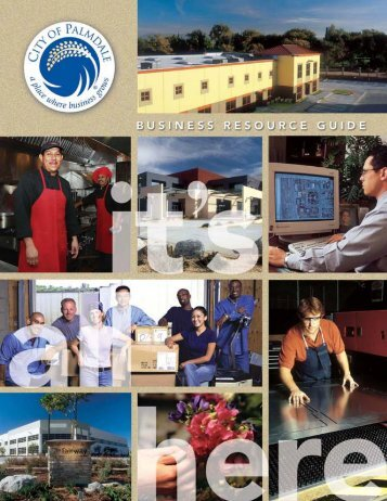 Business Resource Guide - Palmdale