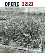 22/23 di Opere - Ordine architetti di Firenze