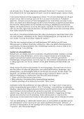 Kartläggning av stress och arbetsorganisation inom arbetsgrupper i ... - Page 3