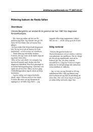 Artiklarna publicerade via TT 2007-02-27