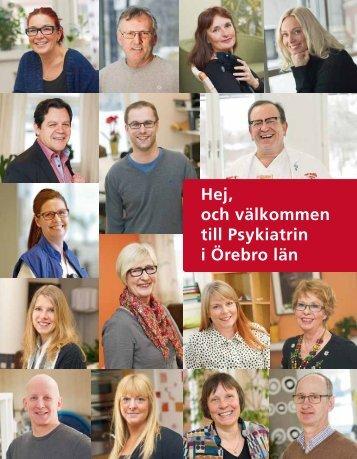 Här kan du ta del av broschyren - Örebro läns landsting