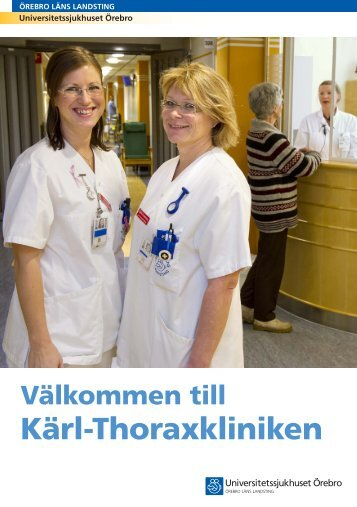 Broschyr THX 2012 - Örebro läns landsting