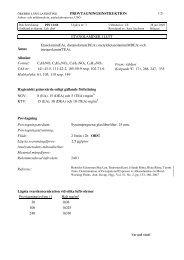 Hämta instruktionen för provtagning av etanolaminer. - Örebro läns ...