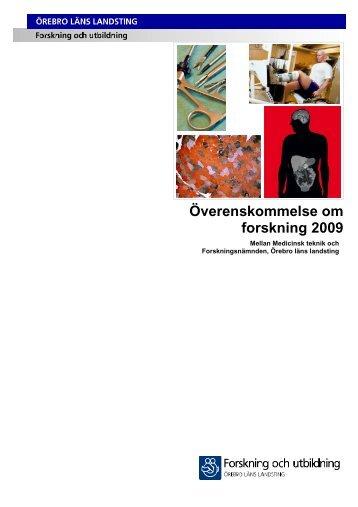 OK2009_medtekn.pdf 141Kb - Örebro läns landsting
