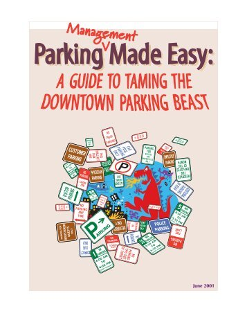Parking Management Made Easy - State of Oregon
