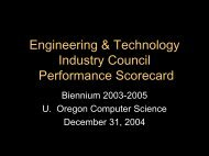 12/31/04 - Engineering and Technology Industry Council