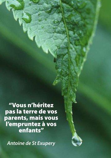 Brochure Arborol FR - Extranet