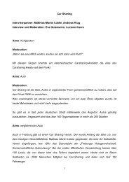 Matthias-Martin Lübke, Andreas Klug Interview und ... - Dynamo Effect