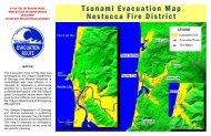 Nestucca, Oregon Tsunami Evacuation Map - Oregon Department of ...