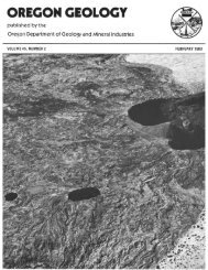 Vol.45, no.2 (February 1983) - Oregon Department of Geology and ...