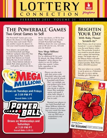 The Powerball® Games - Oregon Lottery