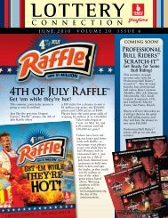 4th of July RaffleSM - Oregon Lottery