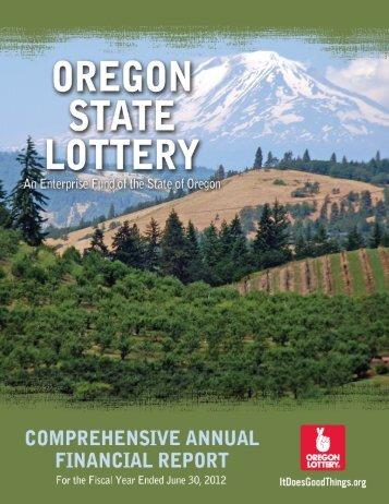 June 30, 2012 - Oregon Secretary of State - State of Oregon