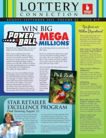 WIN BIG - Oregon Lottery