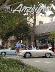 December 2012 Anzeiger - Oregon Region Porsche Club of America