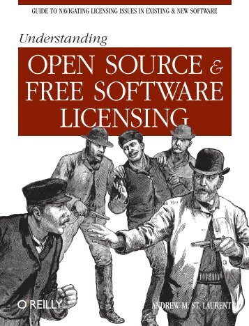 The MIT, BSD, Apache, and Academic Free Licenses