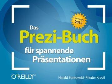 Update 2013 - beim O'Reilly Verlag