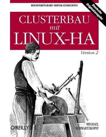 CLUsterbAU - beim O'Reilly Verlag