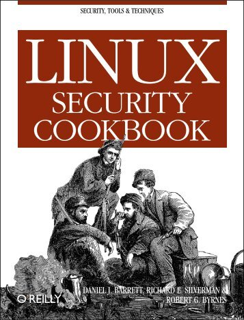 SECURITY COOKBOOK - O'Reilly Media
