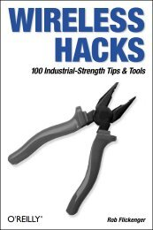 100 Industrial-Strength Tips & Tools - O'Reilly Media