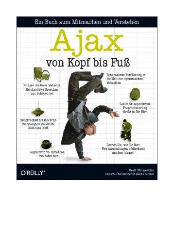 Ajax verwenden - Lingoworld IT-Bücher