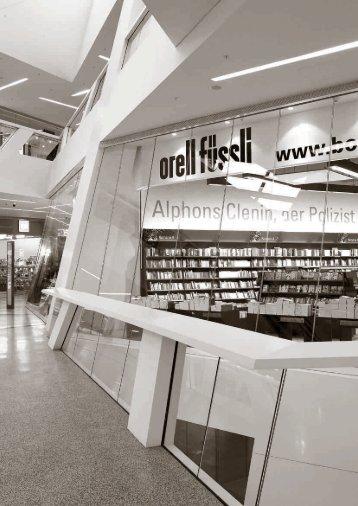 handlungen sowie Internet-Shops. Zudem bietet Orell Füssli ...