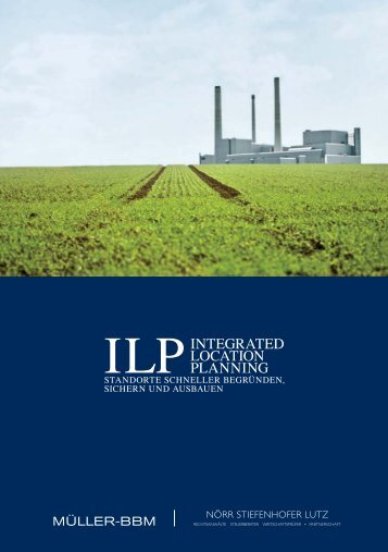 ILP – Integrated Location Planning - Orga Lab GmbH