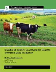 ShadesOfGreenExecSum.. - The Organic Center
