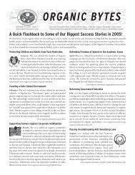 PDF Version - Organic Consumers Association