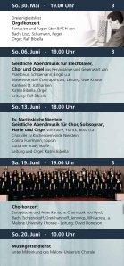 dozenten - Kirchenmusik Sankt Katharinen - Seite 2