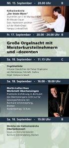dozenten - Kirchenmusik Sankt Katharinen - Seite 6