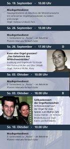 dozenten - Kirchenmusik Sankt Katharinen - Seite 7