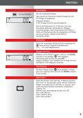 9241 Bedienungsanleitung 2 Operating Instructions 10 Mode d ... - Page 5