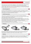 Οδηγίες χρήσης - Soehnle Professional - Page 3