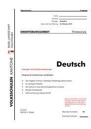 OA5 2010 Deutsch Lösungen