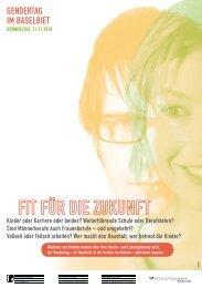 GendertaG im BaselBiet - Nationaler Zukunftstag