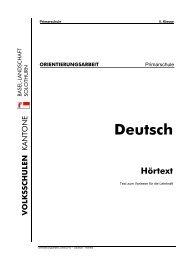 OA5 2009 Deutsch Hörtext als Lesetext