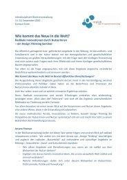 Wie kommt das neue in die Welt.pdf - OrgLab