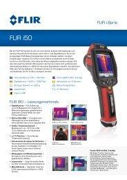 FLIR i50 - ORGLMEISTER Infrarot Systeme