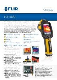 FLIR b60 - ORGLMEISTER Infrarot Systeme