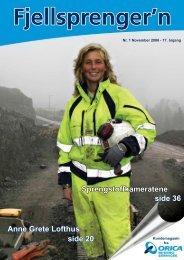 Fjellsprengern Nummer 1_2006.pdf - Orica Mining Services