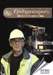 Fjellsprengern Nummer 2_2004.pdf - Orica Mining Services