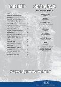 SprengNytt Nummer 1_2006.pdf - Orica Mining Services - Page 3