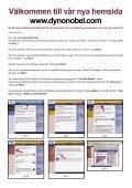 SprengNytt Nummer 1_2003.pdf - Orica Mining Services - Page 4