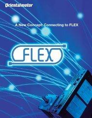 FLEX Network Products - Oriental Motor